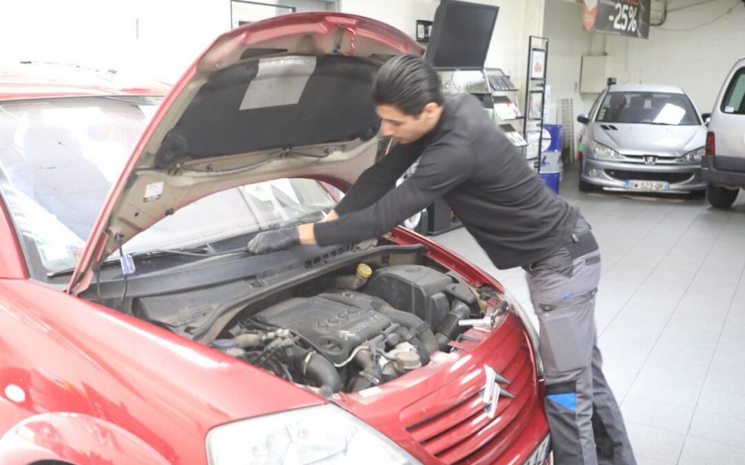 Trouver un mécanicien auto à Bischheim pour un décalaminage